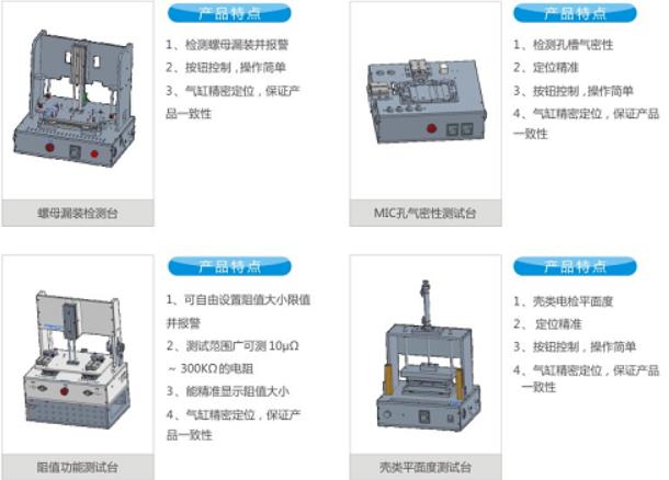 精密结构件注塑、组装、测试类(图1)